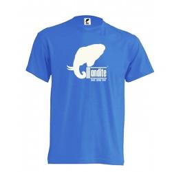 Camiseta Logo Basico azul